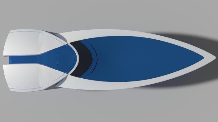 bugatti veyron speed boat by phanikumar mandava at. Black Bedroom Furniture Sets. Home Design Ideas