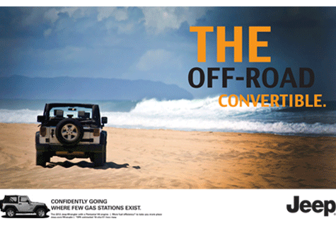 Jeep Wrangler Advertising Campaign By Teresa Schauer At