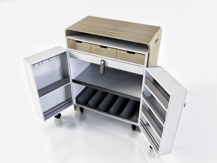 kitchen and storage designs for kingfisher 39 s own brands. Black Bedroom Furniture Sets. Home Design Ideas
