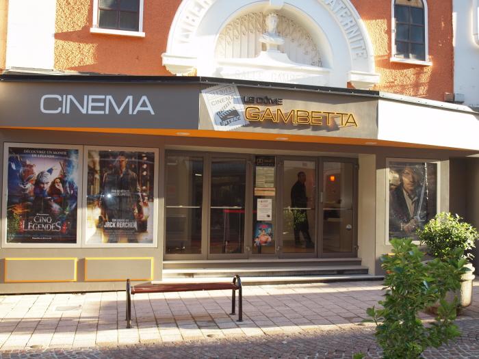 Cinema Le Dome Albertville | Dudew.com