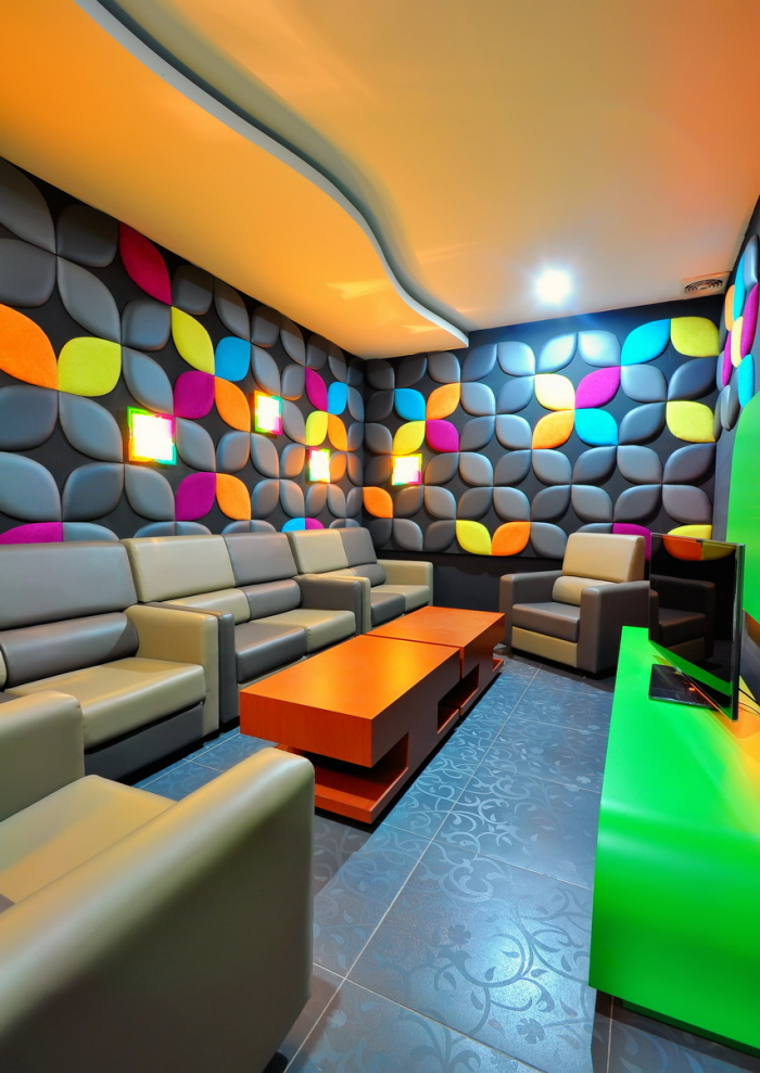 Karaoke Room Design Ideas: Cilegon, Indonesia By Sianne Juliana
