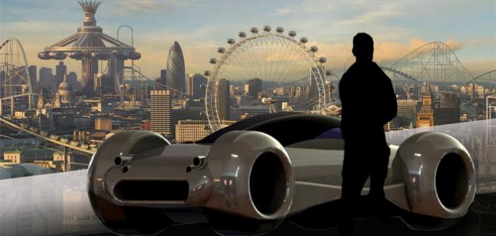 2050 Future Car By Joshua Lee At Coroflot Com