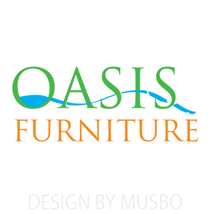 Oasis Furniture Logo By Design By Musbo At