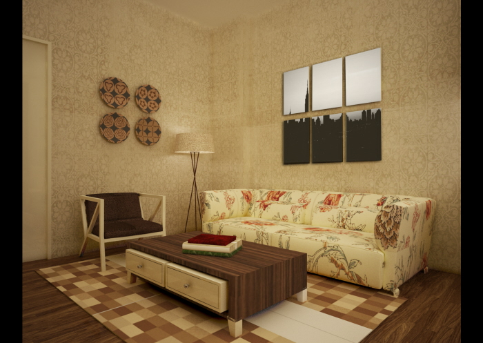Green Bay Pluit Apartment Jakarta By Erick Rinaldo At Coroflot