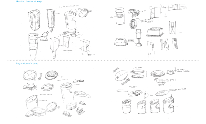 Hand Blender Design ~ Hand blender design by soosun heo at coroflot