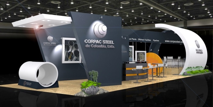 Exhibition Stand University : Exhibition design by carolina gomez at coroflot