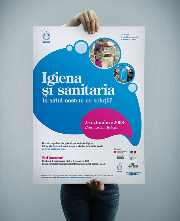 Elegant Playful Health Poster Design For A Company By: Hygiene And Health Safety Seminar Poster By Victor