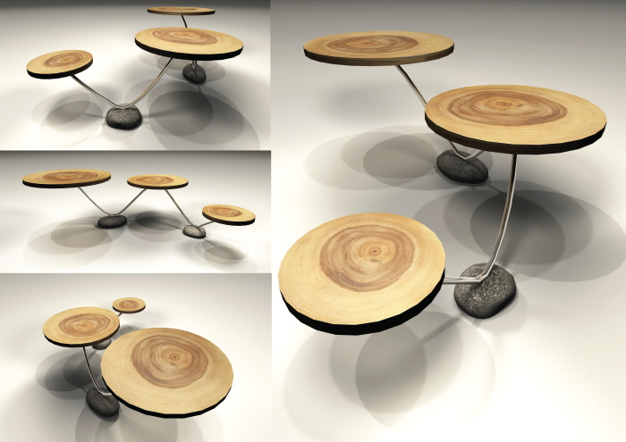 Skipping Stone Mobili Furniture Design Competition By Shiou