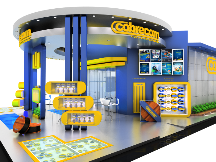Exhibition Stall Png : By leandro domenes at coroflot