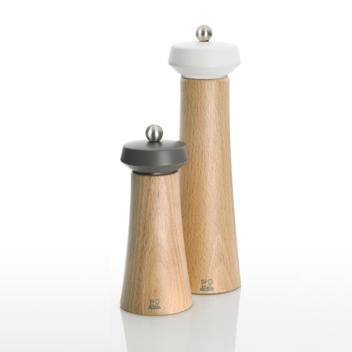 modern wood salt u0026 pepper mills tokyo for peugeot by nicolas brouillac at coroflotcom