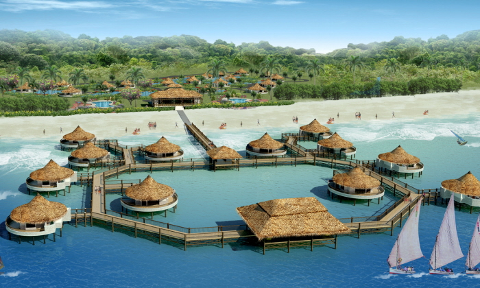 Balesin Island Resort Development By Ivan Mikhail Margallo