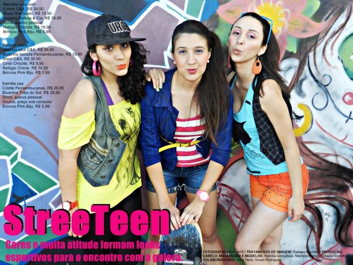 favorite streeteen trabalho academico editorial de moda teen