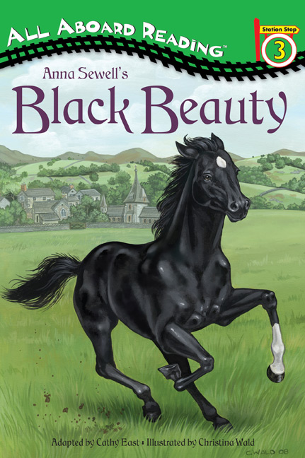 Book Cover Of Black Beauty : Cwald book illustration portfolio by christina wald at