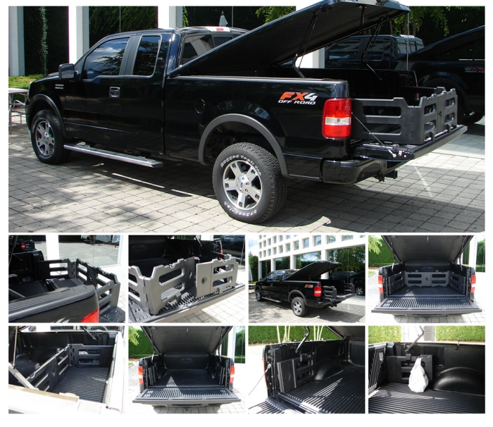 truck bed extender plans