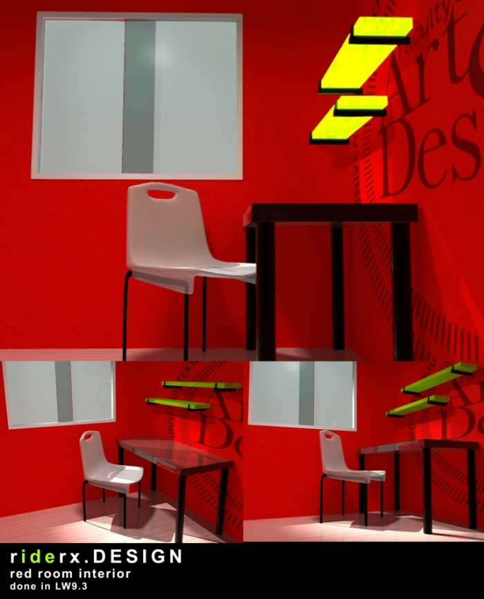 3d Furniture And Interior Design By Riderx Design At