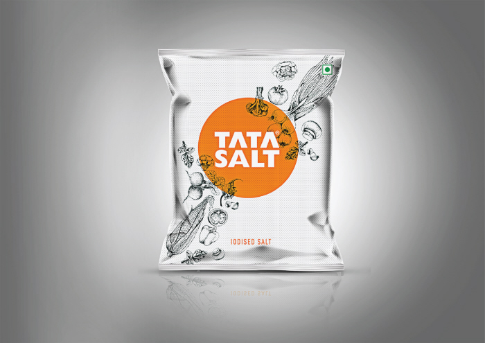marketing mix of tata salt Swot, stp and marketing analysis of tata chemicals along with tagline, segments, usp etc  market leader in the branded and iodized salt segment in india.