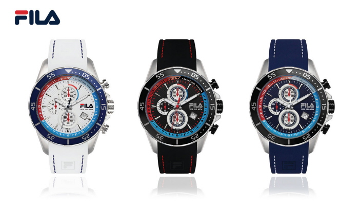 Fila yachting watches by leo cheung at for Fila watches