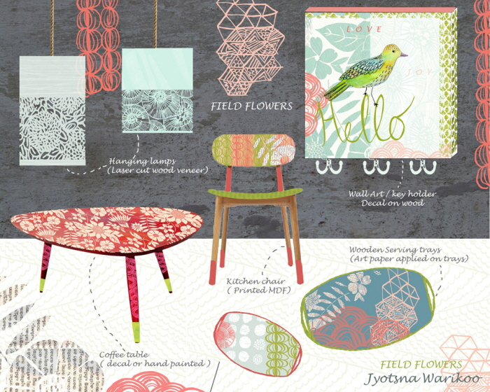 Home Decor Collections   Mats Homedecor Course By Lilla Rogers And Margo  Tantau By Jyotsna Warikoo At Coroflot.com