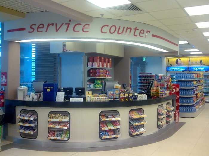 Supermarket Convenience Store Design By Angeli Angeles At