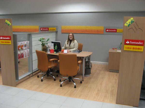 Santander van gogh by flavio bottiglieri at - Santander head office telephone number ...