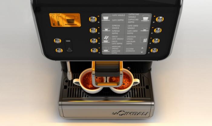 la cimbali and faema coffee machines by daniele pesaresi. Black Bedroom Furniture Sets. Home Design Ideas