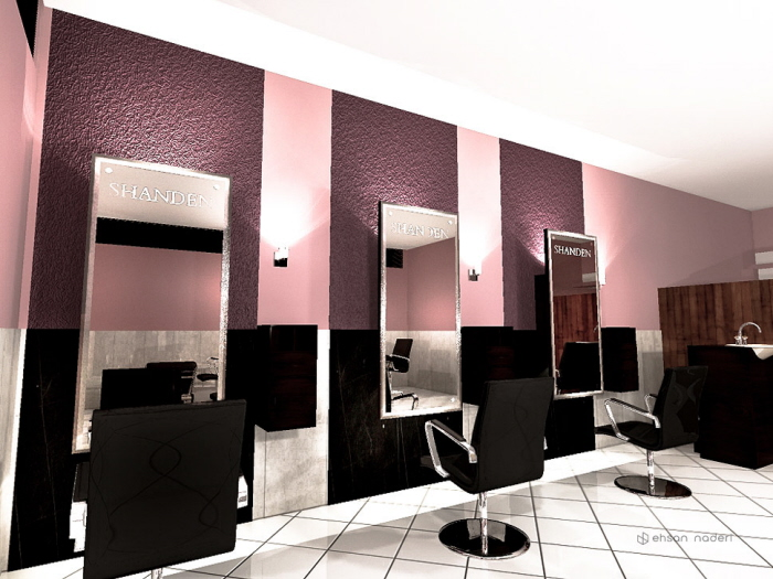 Beauty salon interior joy studio design gallery best for Interieur design salon
