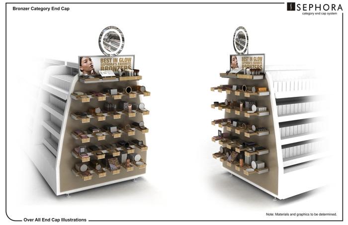 Sephora Merchandising Systems By Steve Vondra At Coroflot Com