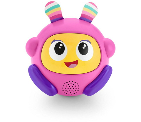 Fisher Price Bright Beats Spin Amp Crawl Tumble Ball By