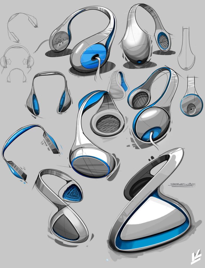 工业设计草图; 【图】产品设计手绘基础练习大合集 - 产品设计手绘