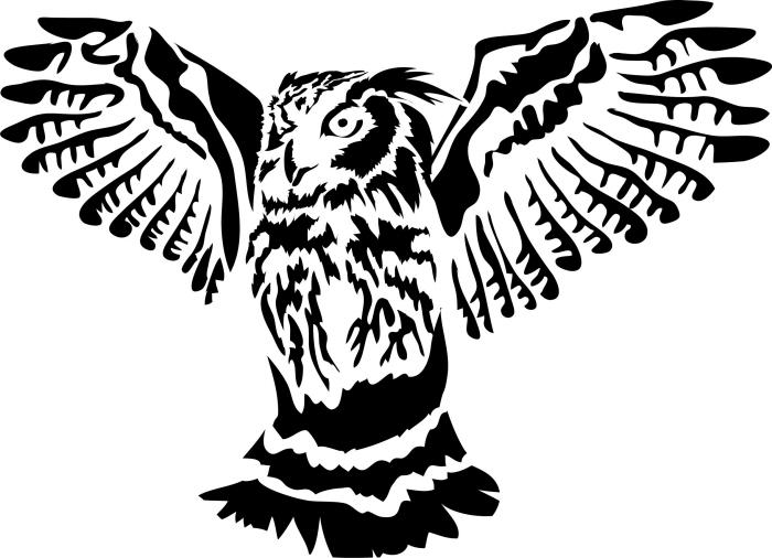 Bobby Owl tattoo