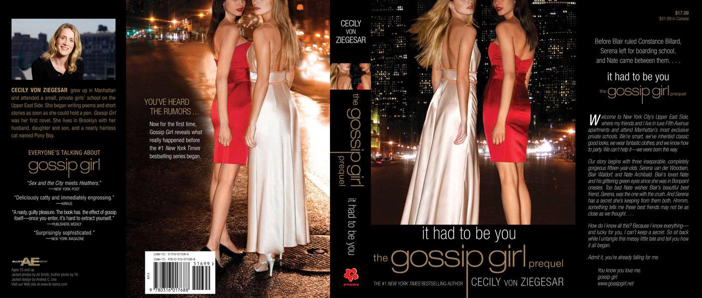 Amazoncom Gossip Girl Psycho Killer 9780316185097