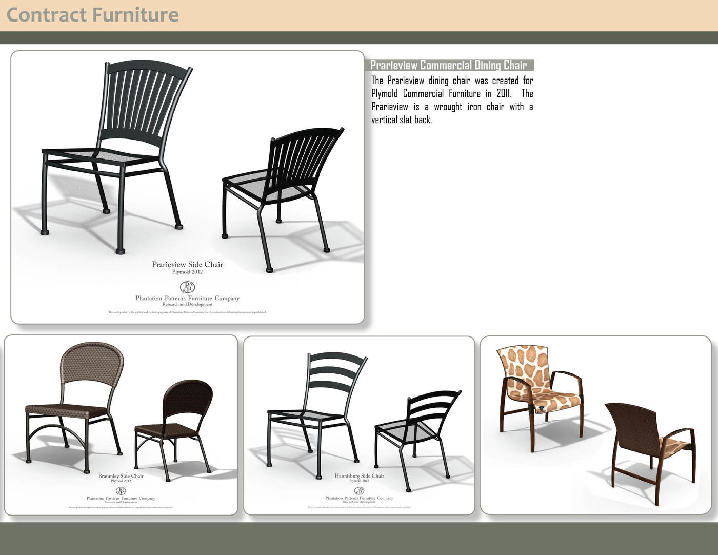 Contract Patio Furnitre   Solidworks Renderings Of Contract Patio Furniture.