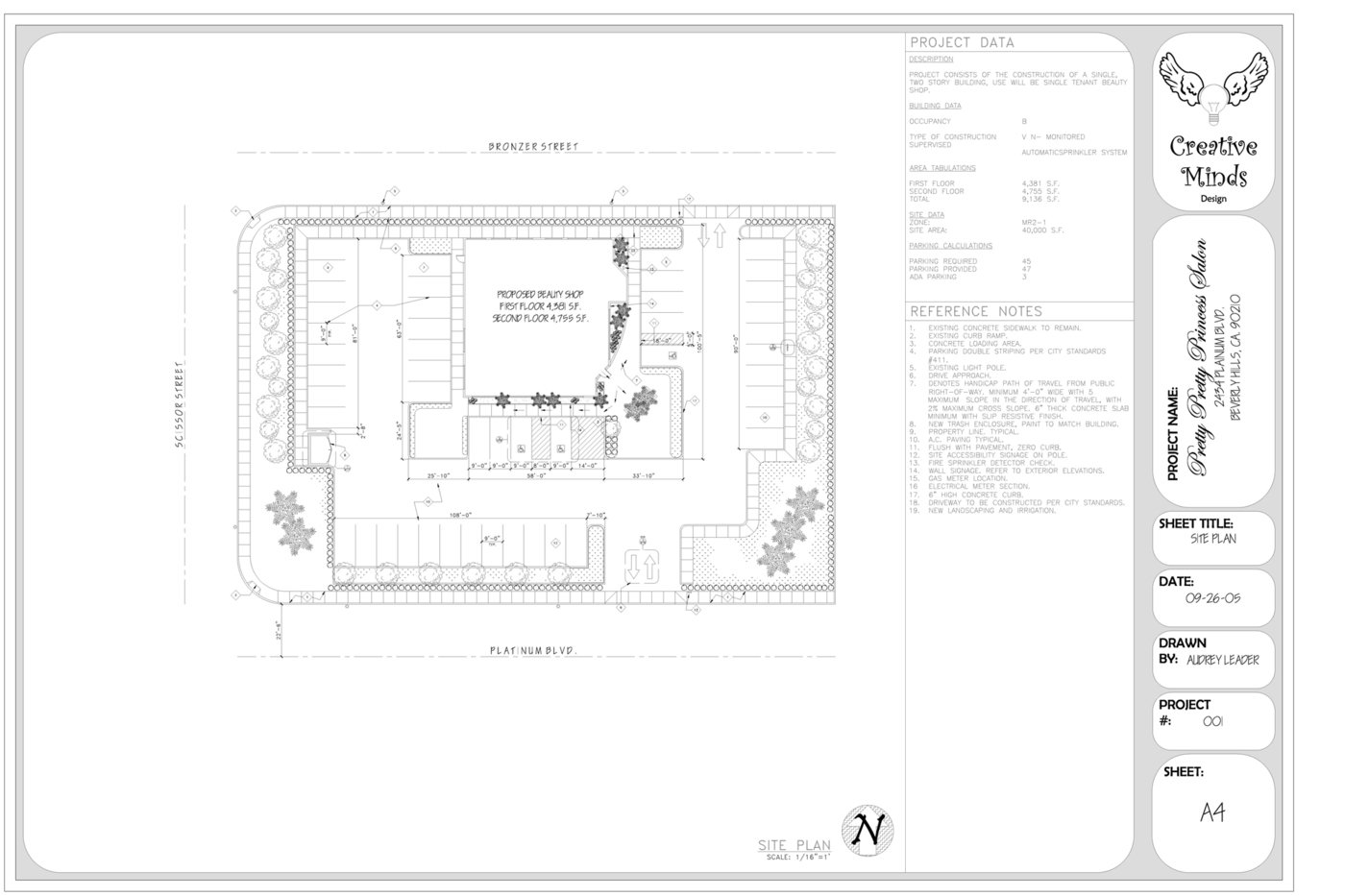 commercial cad by audrey leader at coroflot com