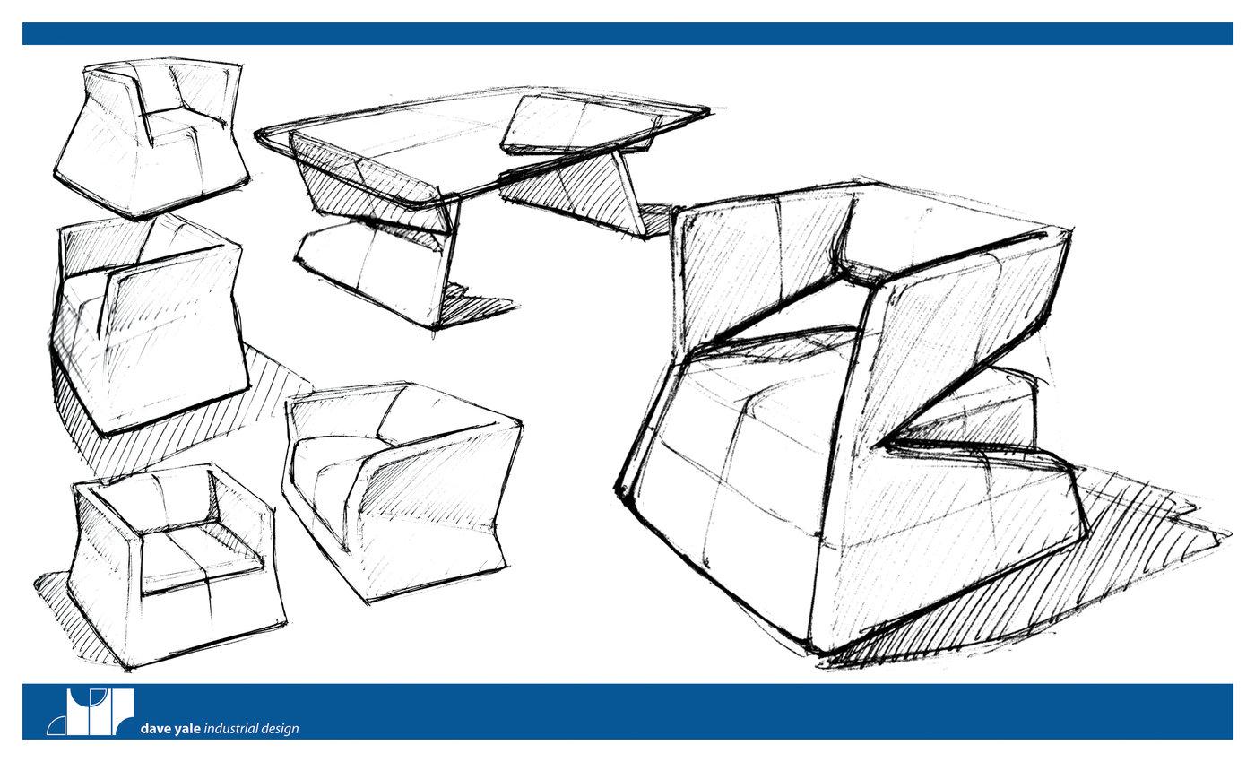 Industrial design sketches furniture - Industrial Design Sketches Furniture 50