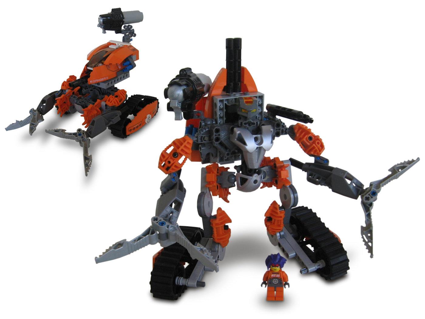 Гоночная машина - автобот » Робот из lego nxt 2.0 94