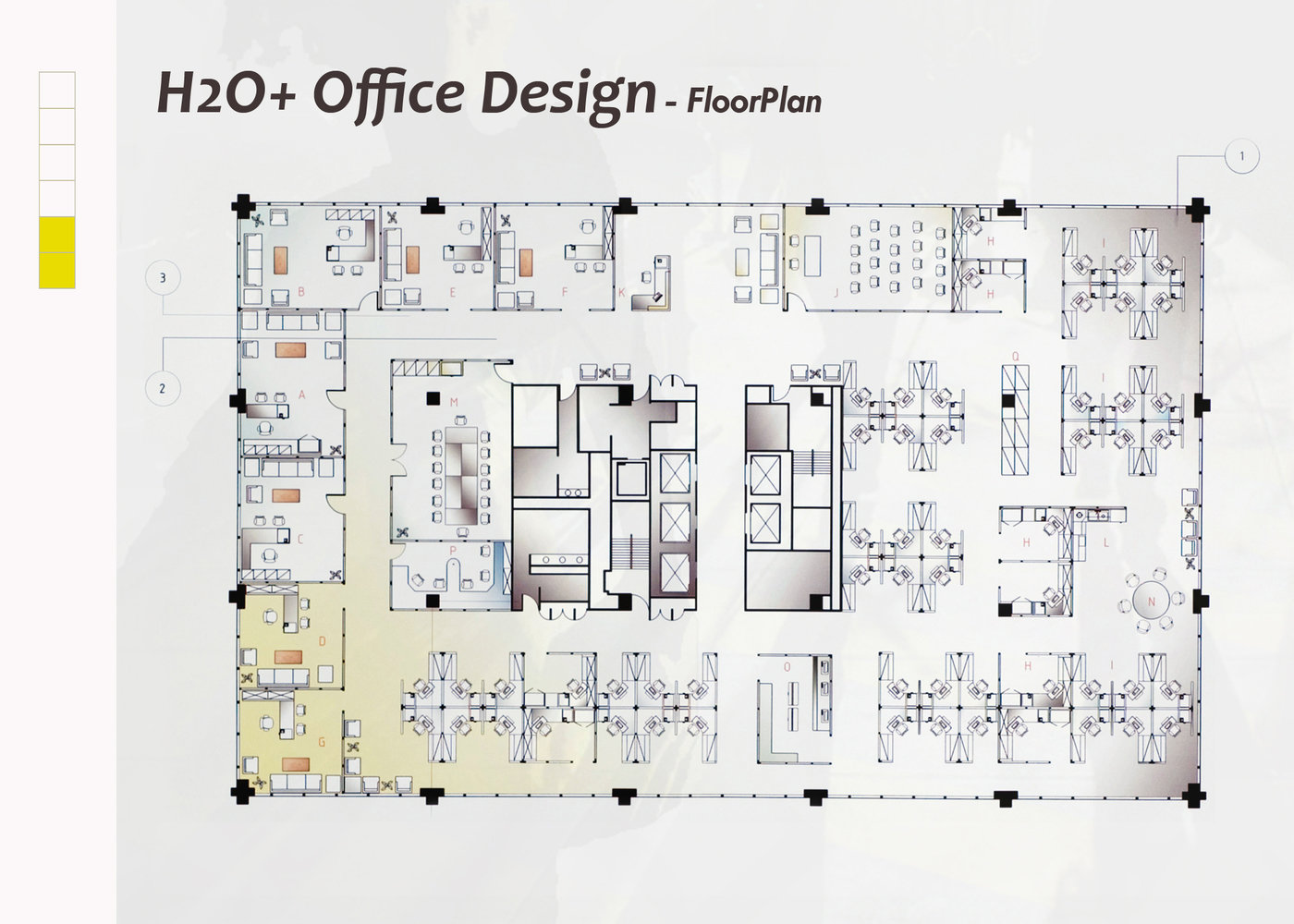 Chiropractic Office Floor Plans 60 Contemporary Designs: Pclam Student Portfolio 2009 By Pui Chi Lam At Coroflot.com