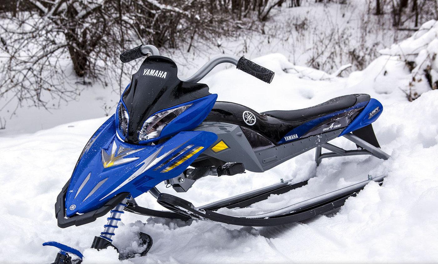 Yamaha Kids Apex Replica Snow Bike By Vincent Chan At