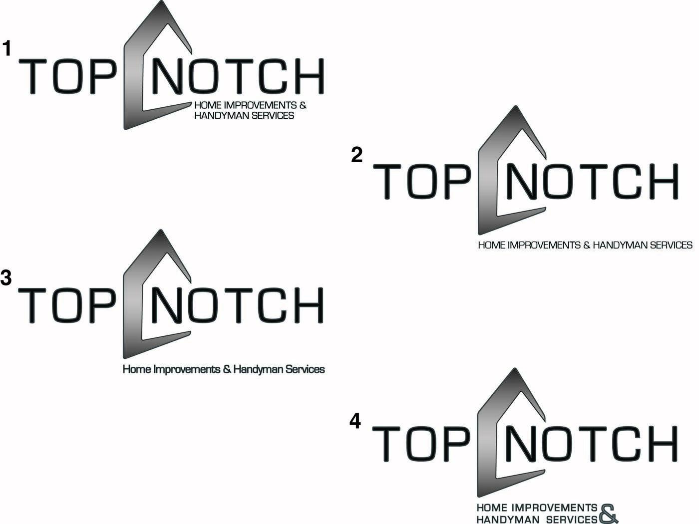 Top Notch Logo Design by Yamairah Keller at Coroflot.com