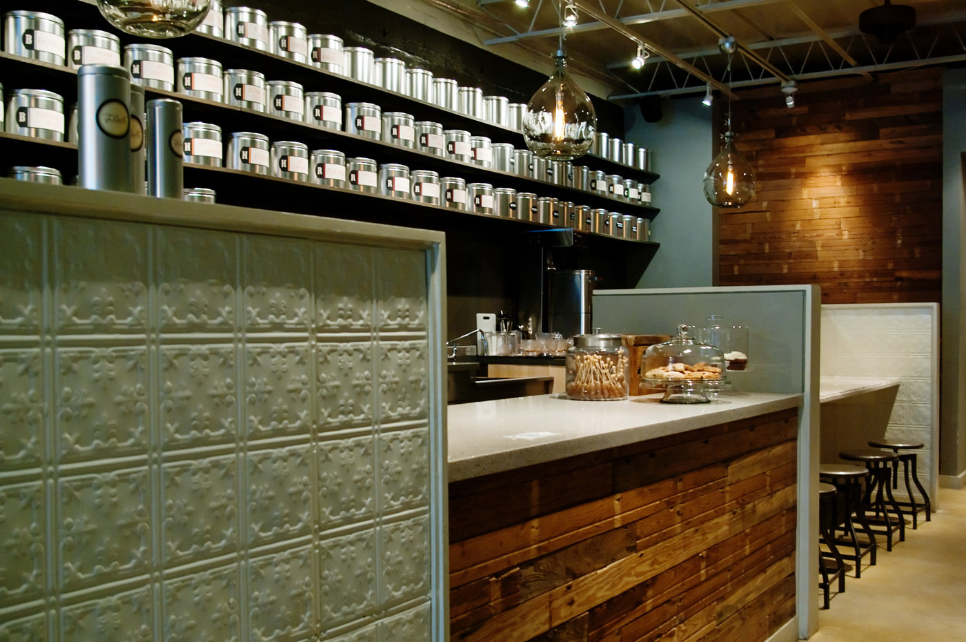 Boutique retail graphic design tebella tea shop tampa - Interior design jobs in michigan ...