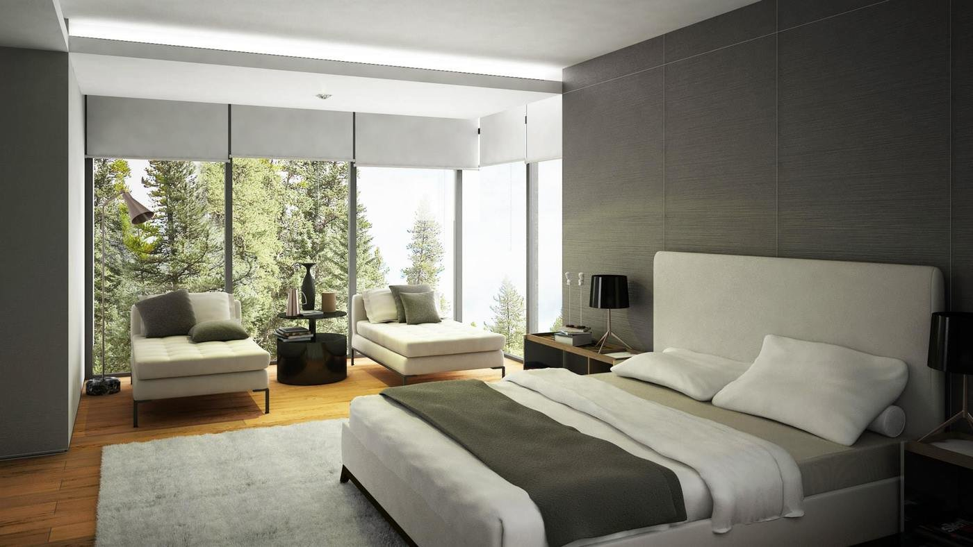 Interior Rendering by Jorge Sánchez at Coroflot.com