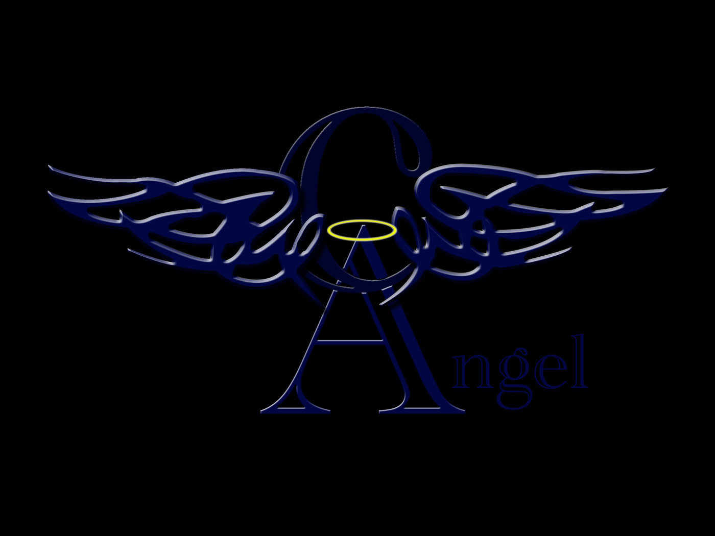 Logo by erica gomez at coroflot criss angel logo made in illustrator then brought into photoshop for color and effects biocorpaavc