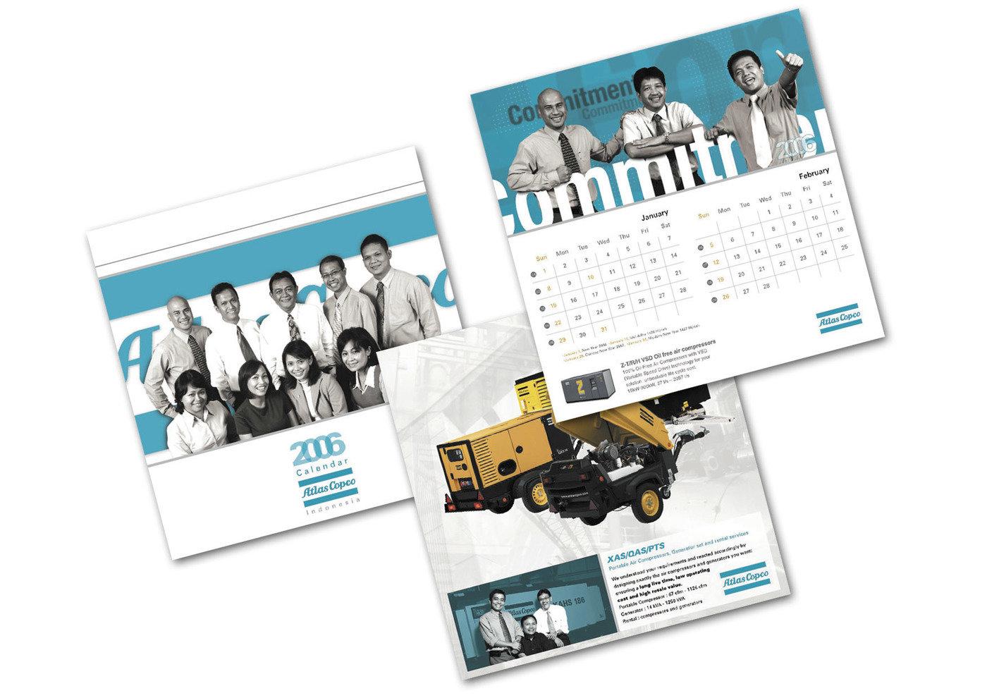Corporate Calendar Designs : Corporate design branding by leo nara at coroflot