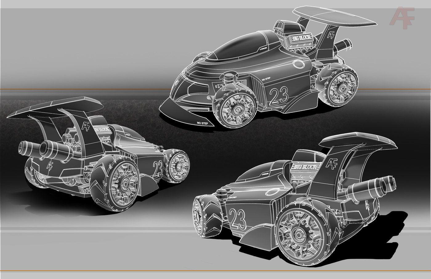 Rhino tutorials for digital tutors by adam fairless at coroflot the purpose of the tutorials in this instance is to teach rhino modeling to produce a printable 3d asset all surfaces are shelled and ready baditri Choice Image