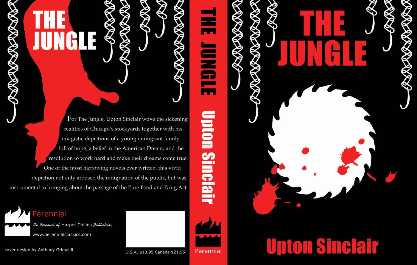 muckraking in the novel the jungle by upton sinclair