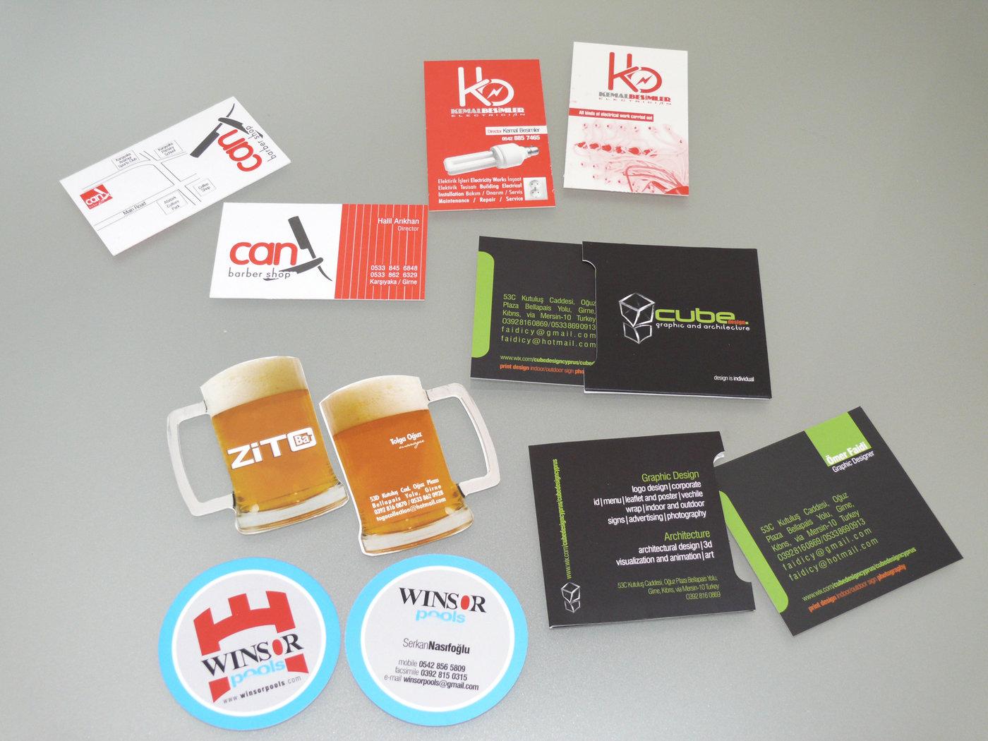 Business card by mer faidi at coroflot the magic touch kyrenia emine seyitolu business card cube design cyprus the best of business card design magicingreecefo Choice Image