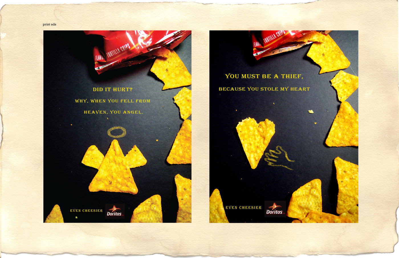 Doritos By Jennifer Waterman At Coroflot Com