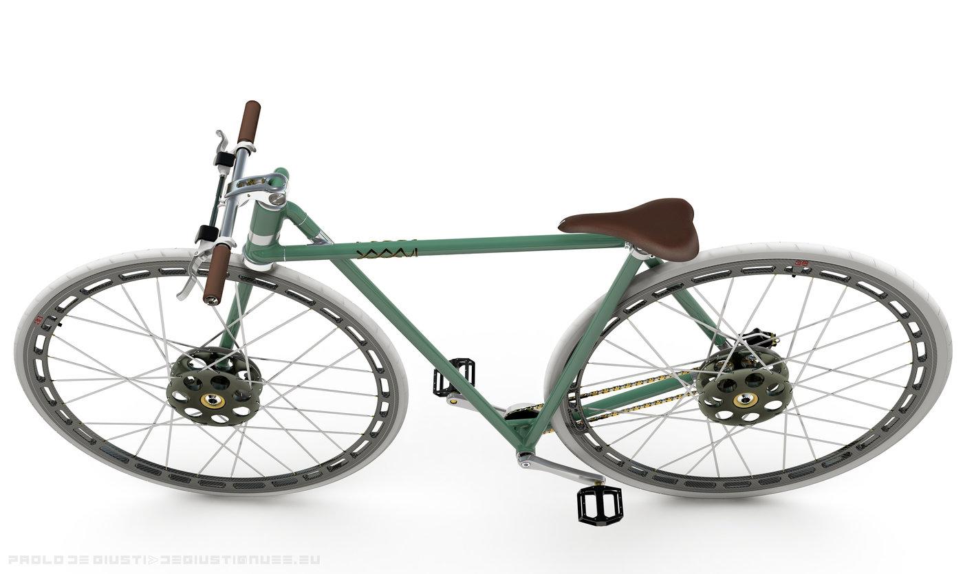 Xxxvi Dg 36 Concept Bike By Paolo De Giusti At