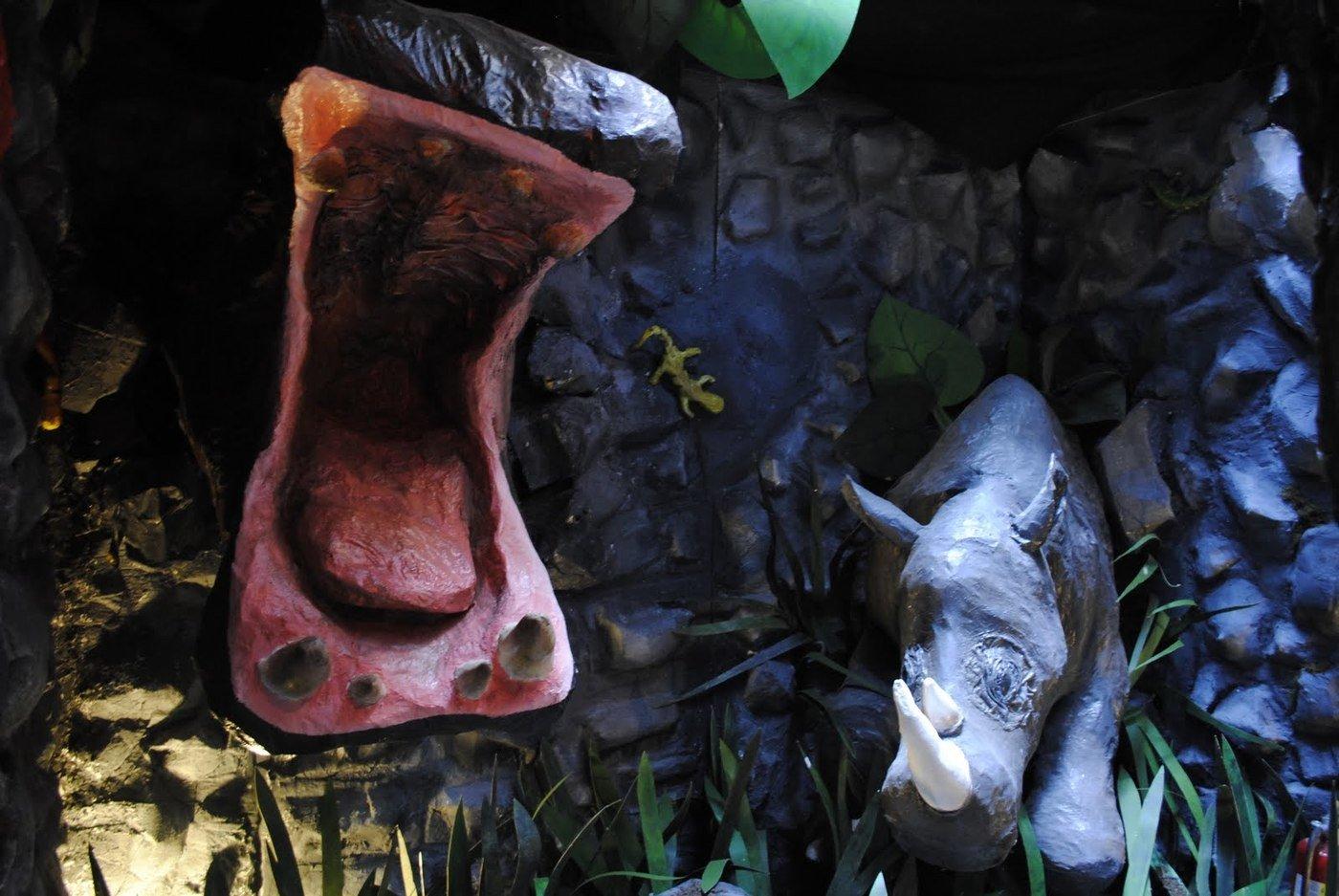 Booth 2010 Jumanji By Johnson Pun At Coroflot Com