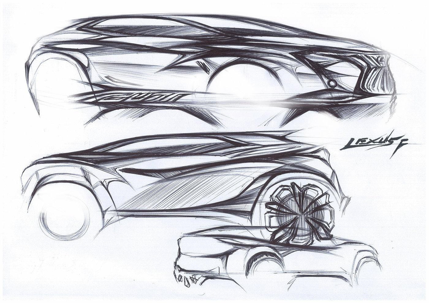 automotive exterior by zion hsieh at coroflot com