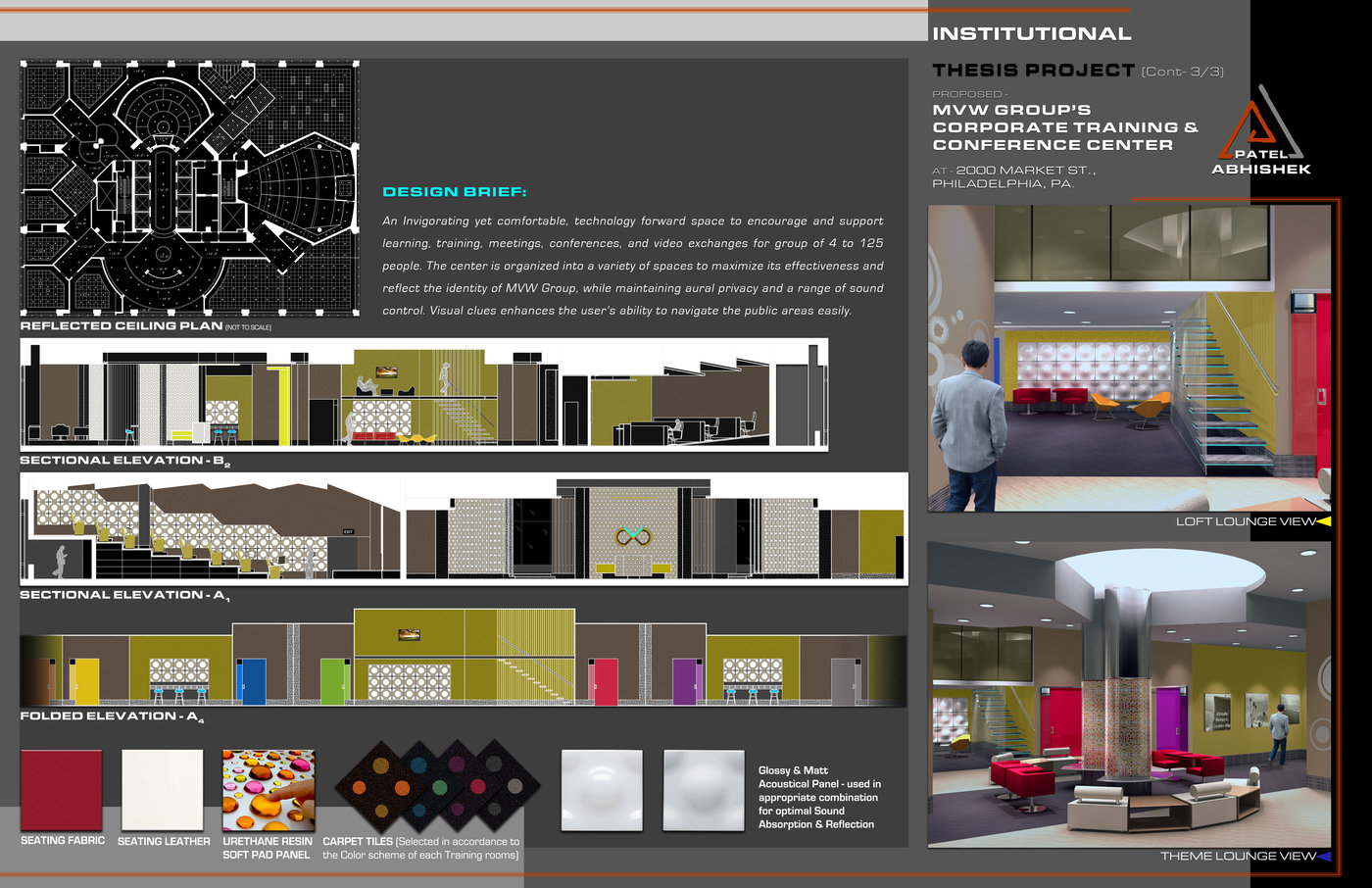 graduate thesis interior design Earn your masters degree in interior architecture & design through the academy's interior architecture & design graduate degree program learn more about degree.